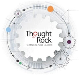 Thought Rock logo